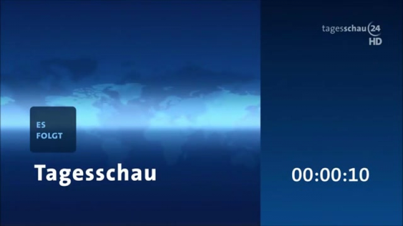 Обратный отсчёт (tagesschau24 [Германия], 2012-н.в.)