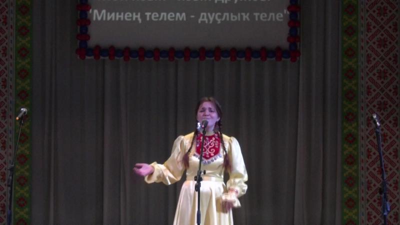 Вилена Давлетбаева. Буздякский район, с. Буздяк