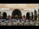 من داخل مسجد قباء مع د. بشار تقي الدين الحسيني