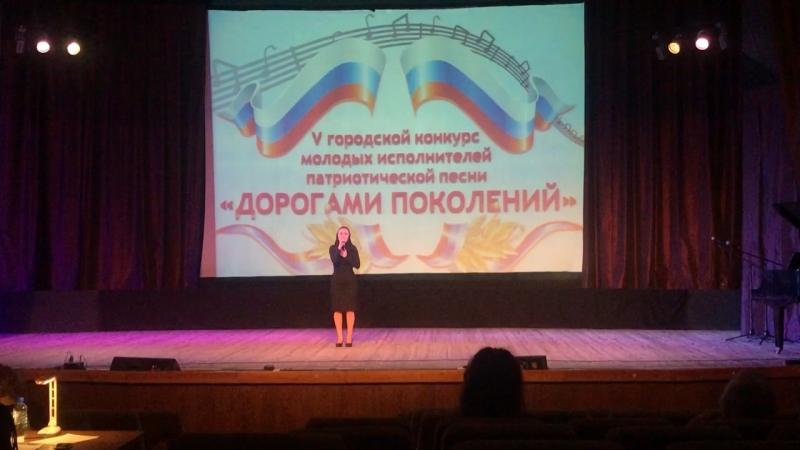 Юлдуз Казиханова - колокол