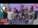 Репортаж телеканала Матч ТВ с Moscow Games и Физкульт-парада 2017