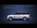 Range Rover видеоистория