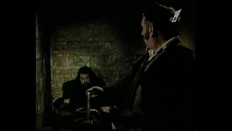 Граф Монте Кристо(VHSRip;ОРТ) - 1996 г.