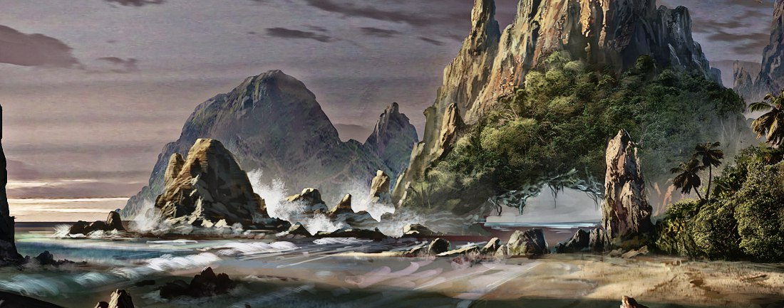 Южное побережье VXUZPD-Xdt0