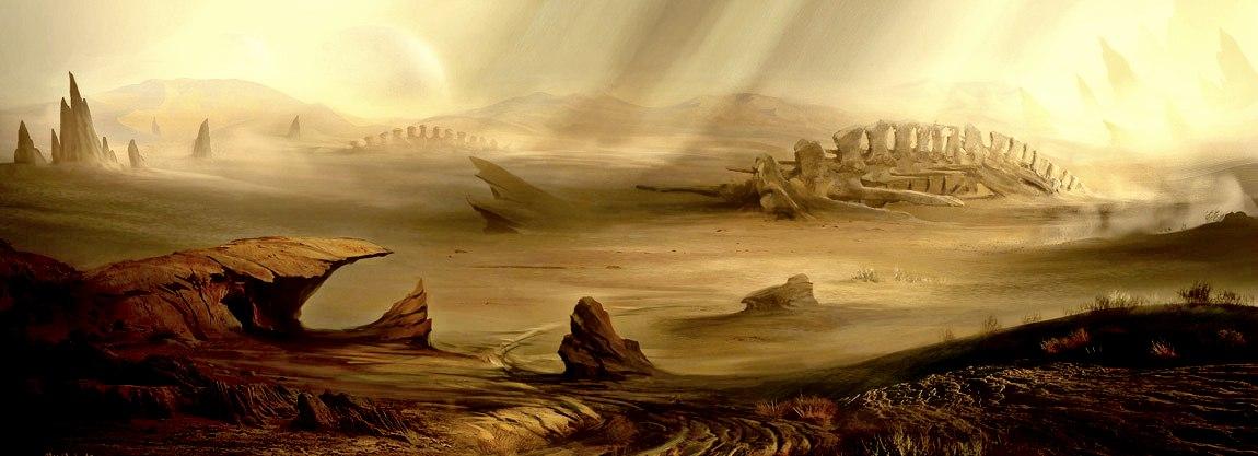 Пустыня черепов L4oIfK4PZdE