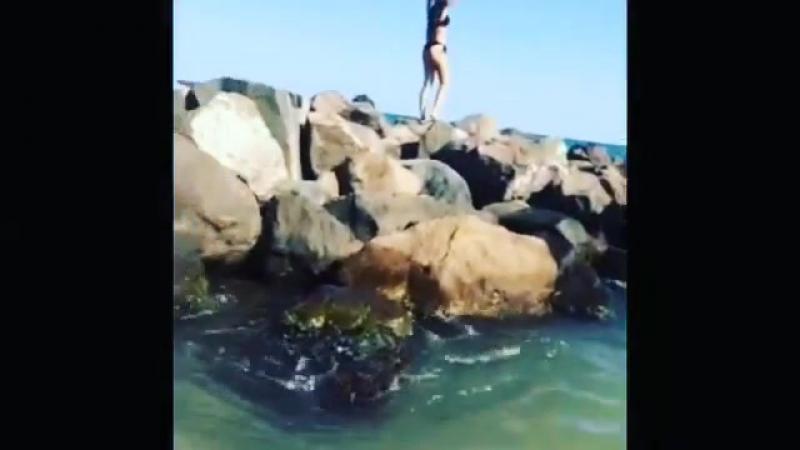 На море) Незабываемое чувство))