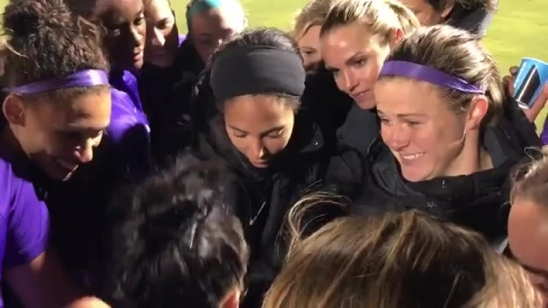 ORLPride - Team Huddle