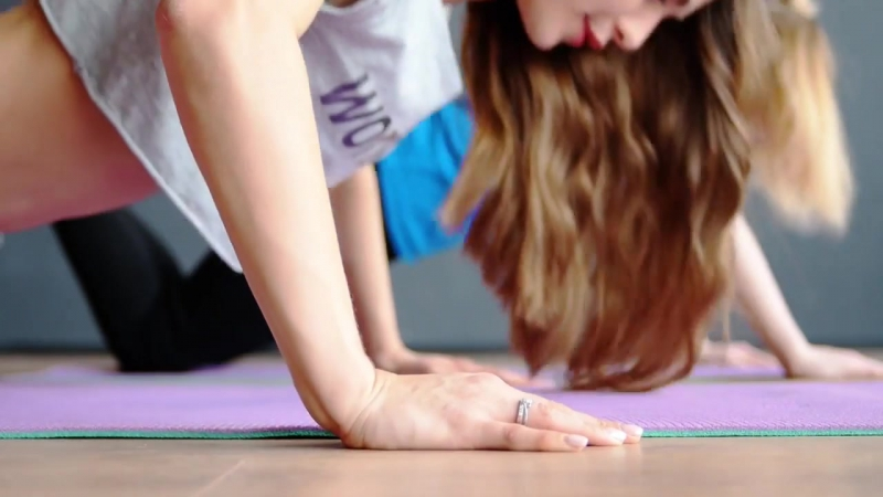 Тренировка для подростков. Комплекс упражнений от [Workout _ Будь в форме]