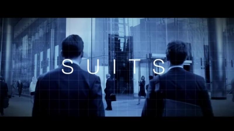 Suits 01x02 Greenback bogie song
