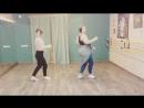 Связка Олега СоколоваСвета Рэй и Анастасия Сташевская Dance High School