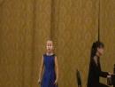 """Курлаева Варвара; """"Разные песенки"""" И. Баранова; лауреат II степени, """"Урал собирает друзей"""" Оренбург 2017"""