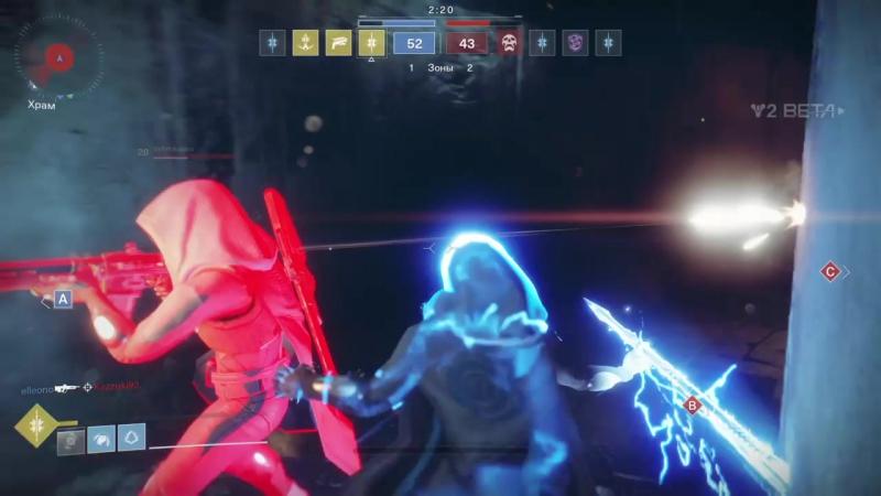 Kill 3 noobs in Бета-версия Destiny 2