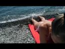 Yalta. Sea. 2017. Krym.