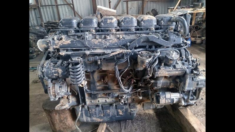 Капитальный ремонт Двигателя Scania P DC1310 XPI Переборка Восстановление Гарантия Скания Р