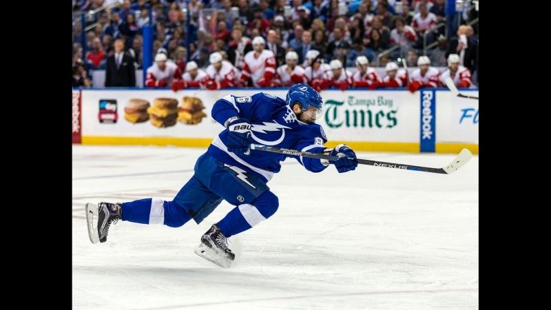 НХЛ 2017 2018 Тампа Бэй Лайтнинг Детройт Ред Уингз 4 1 15 02 2018