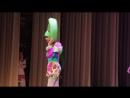 Выступление на концерте Детского благотворительного фонда Алёны Петровой Игра воображения