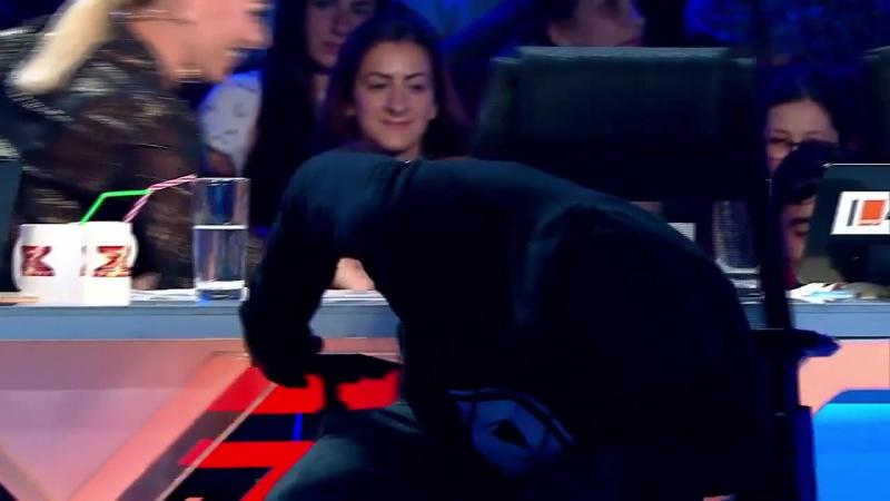"""""""X Factor"""" Brenciu, Carla's Dreams"""