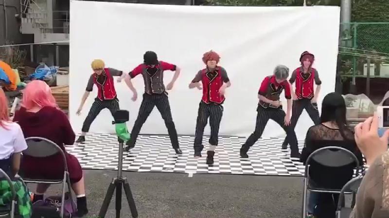 📌TCC Shimokitazawa stage video ②  💭One shot one kill / U-KISS  🙇True Clothing / Miwa 🙇Meishin Subaru / Tiki Mickey 🙇Makoto Yuki