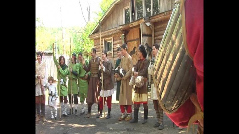 Маневры РАТНОЕ ДЕЛО (часть 1), май 2009 года, Кр.Глинка