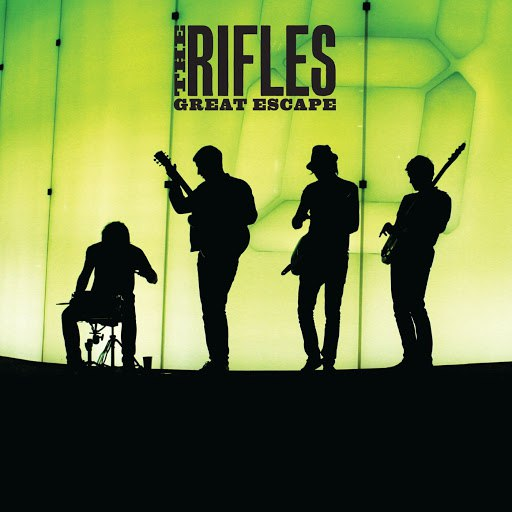 The Rifles альбом Great Escape