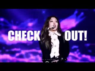 Sexy Moments Jennie Kim (BLACKPINK)