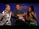 Zendaya Jacob Batalon and Laura Harrier talk Spider Man Homecoming