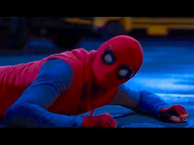 SPIDER-MAN: HOMECOMING Movie - Spider-Man vs. Shocker - Tom Holland Marvel Super Hero Movie