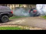 Jeep Grand Cherokee WJ против Audi SQ7