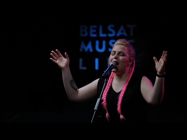 Оперная спявачка выконвае беларускую песню. Вяртанне «CherryVata» ў «Belsat Music Live № 24»