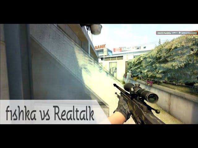 F1sh[K]a vs REALTALK @SLTV AMSERIES SEASON XVIII
