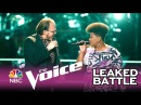 "The Voice 2017 Battle Lucas Holliday vs Meagan McNeal My Prerogative"""