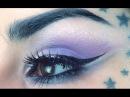 The Shimmery Purple Eyeshadow Makeup Tutorial by Kat Von D | Sephora