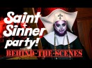 Kat Von D's SAINT SINNER LAUNCH PARTY!