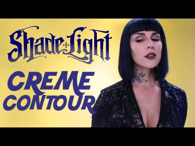 NEW! SHADELIGHT CRÈME CONTOUR PALETTE - Kat Von D