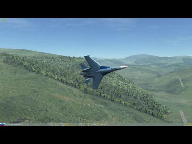 DCS: Су-27 - Безумие продолжается! / PlayGround.ru