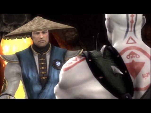 Прохождение Mortal Kombat - Часть 16 — Рэйден