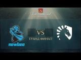 Team Liquid vs NewBee | Game 3 | The International 2017