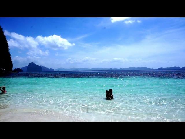 Papaya beach El Nido 3/2017