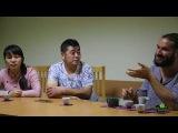 Интервью с китайскими художниками Ли Чжэ и Чжоу Бин. Гунбихуа.