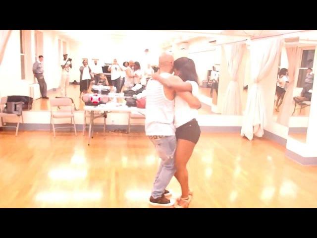Kizomba NYC Present Kizomba Dance Class with Albir Rojas