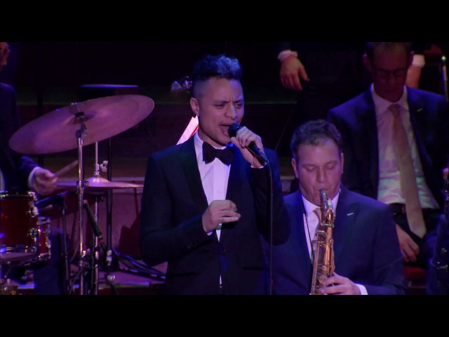 God Bless The Child performed by the Jazz Orchestra of the Concertgebouw and Jose James