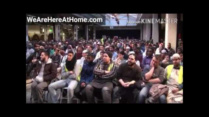 Tohle VIDEO Vás šokuje. Řečník na islámské konferenci řekl otevřeně, jak je to s umírněnými muslimy!