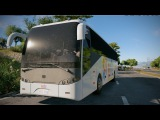 Watch Dogs 2 (2016) Landrock Motors Coach (Rear-Engine Volvo X1TETB12) - Driving &amp Free Roam San-Francisco Gameplay (PC HD) 1080p60FPS.