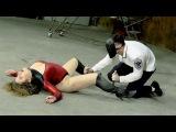 Superheroine Ryona.   Heroines battle.