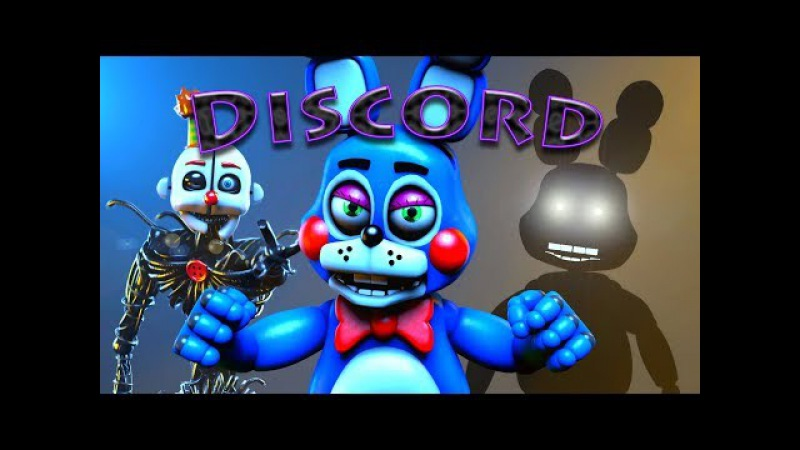 [SFM] [FNaF] Discord by Eurobeat Brony (Remix by The Living Tombstone)