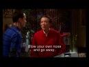The Big Bang Theory - Sheldon Speaks Mandarin