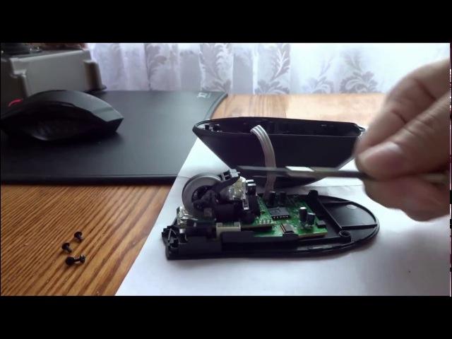 Игровая мышь Logitech M-500(M-U0007). Заполняем пробел в интернете.