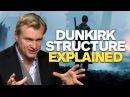 Кристофер Нолан об Уникальной Структуре «Дюнкерка» Eng