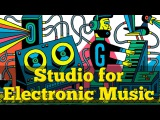 What is the Studio for Electronic Music in Germany