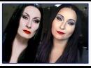 Morticia Addams REALISTIC Makeup Tutorial